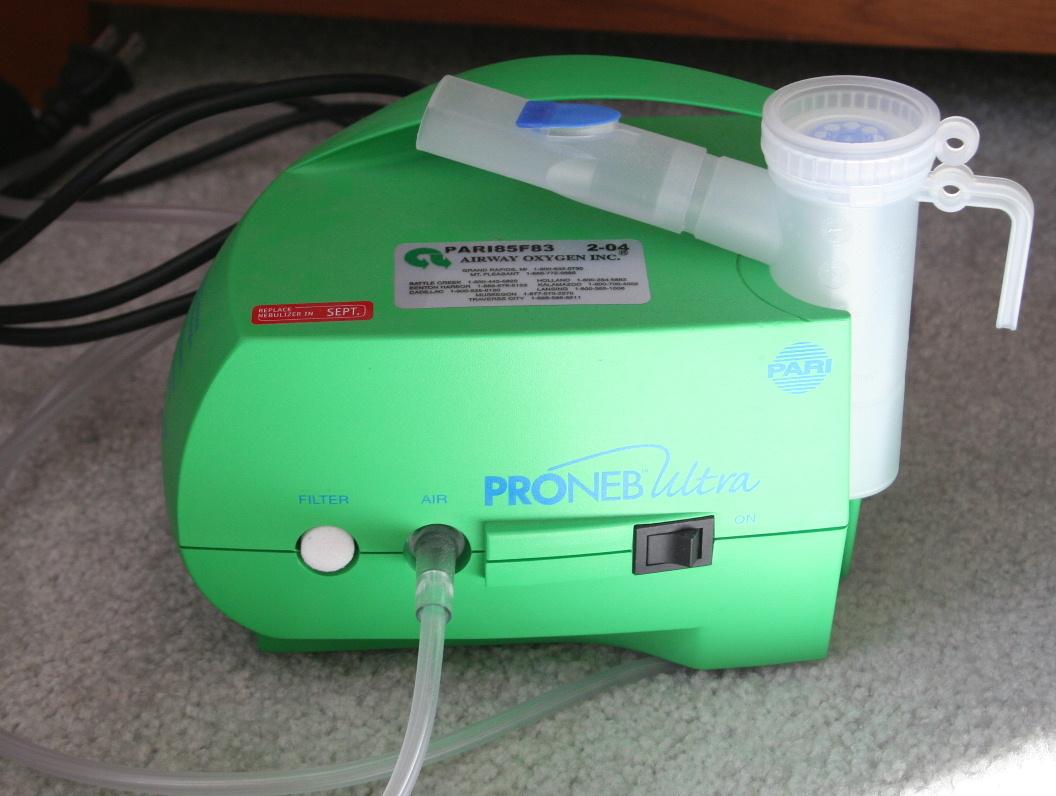 coughing machine