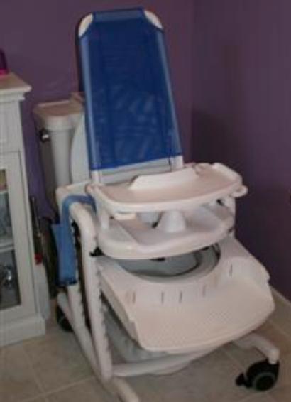 Toddlers Train Delhi Elmo Potty Movie Rifton Potty Chair